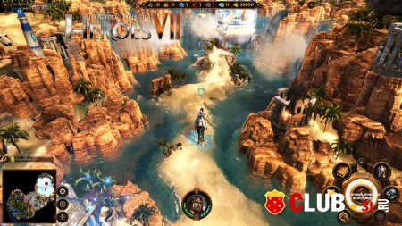 Обзор игры Heroes of Might and Magic VII