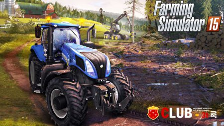 Farming Simulator 15 Трейнер version 1.2.0.0 64bit + 1