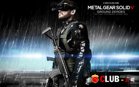 Metal Gear Solid V Ground Zeroes Trainer version 1.01 + 6