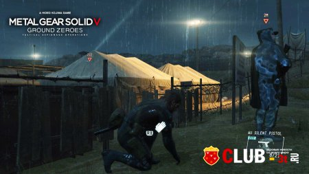 Metal Gear Solid V Ground Zeroes Трейнер version 1.0 + 5