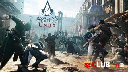 Assassin's Creed Unity Trainer version 1.4.0 + 12