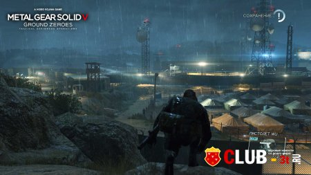 Metal Gear Solid V Ground Zeroes Trainer version 1.0 + 11