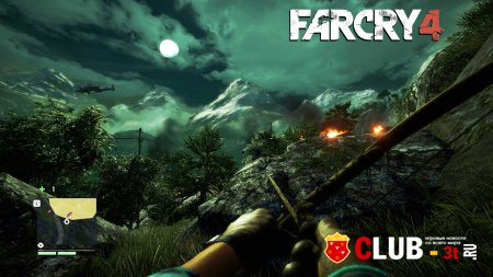 Far Cry 4 Gold Edition Trainer version 1.5.0u3 + 47