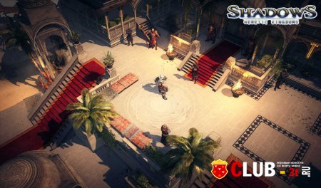 Shadows Heretic Kingdoms Трейнер version 1.0.0.8005 + 3