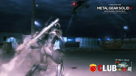 Metal Gear Solid V Ground Zeroes Trainer version 1.002 + 15