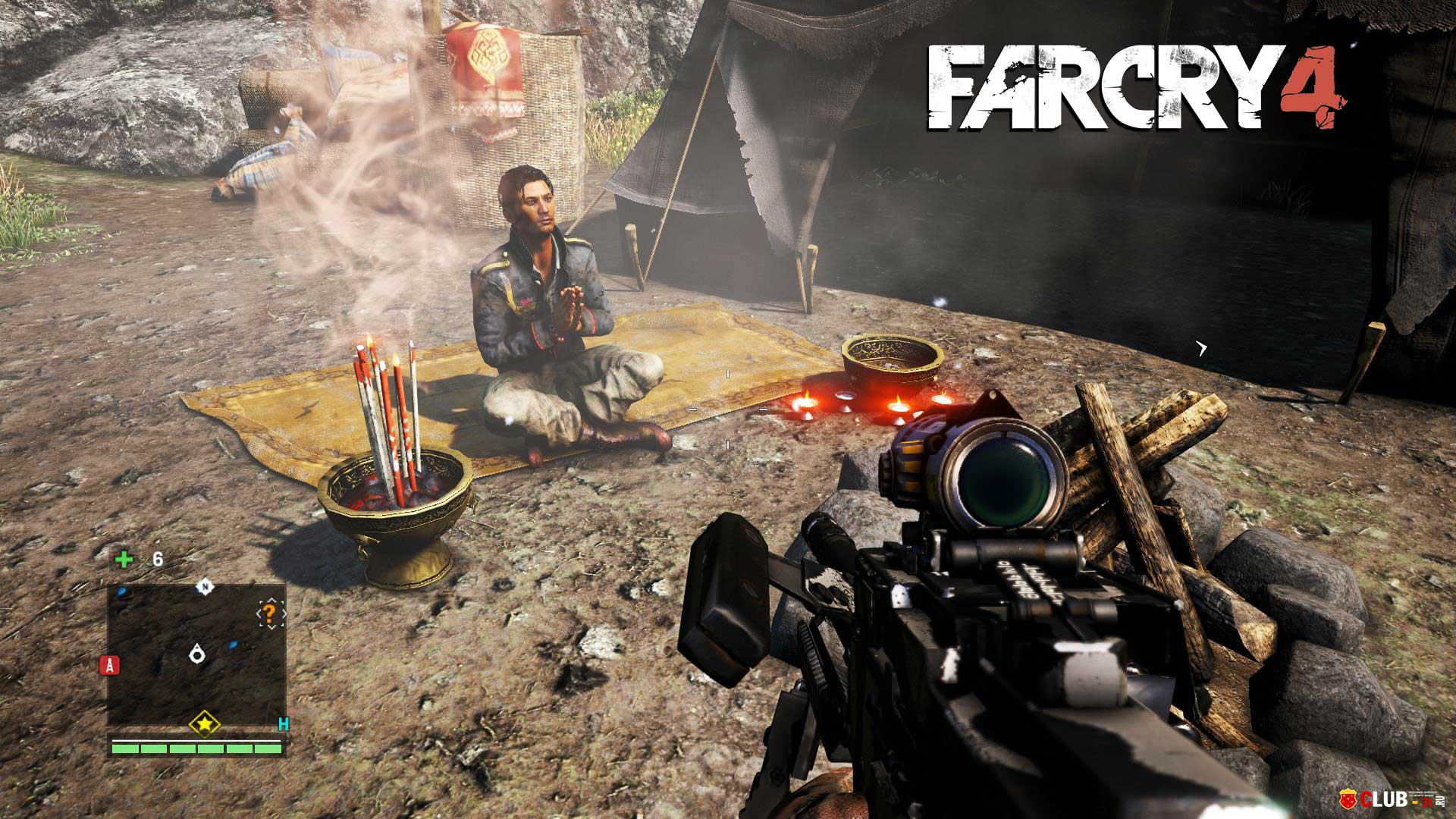 Far Cry 4 Trainer version 1 7 0 + 20