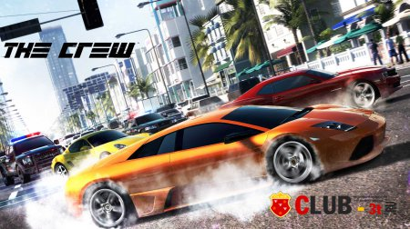 The Crew Trainer version 1.1 + 8