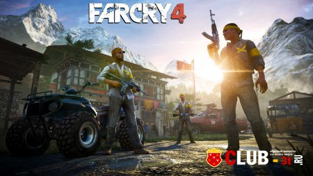 Far Cry 4 Gold Edition Трейнер version 1.6.0u5 + 47