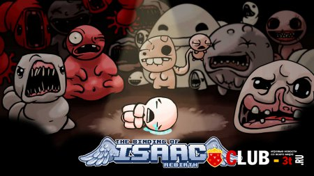 The Binding of Isaac Rebirth Trainer version 1.04 + 9