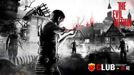 The Evil Within Трейнер version 1.3 + 10