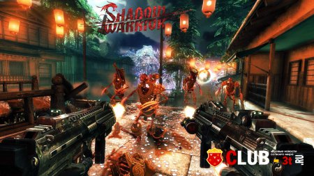 Shadow Warrior Трейнер version all + 7