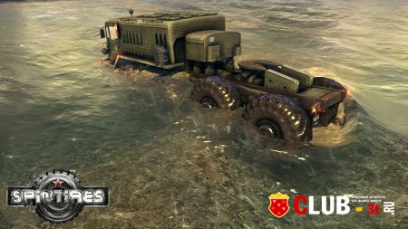 Spintires Trainer version steam 490341 + 4