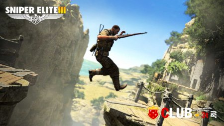 Sniper Elite III Trainer version 1.15a + 5