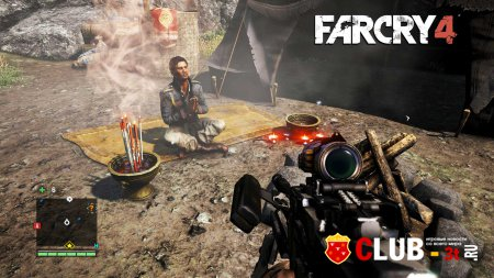 Far Cry 4 Trainer version 1.7.0 + 20