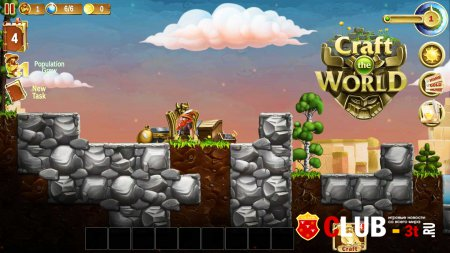 Craft The World Трейнер version 1.0.006 + 5