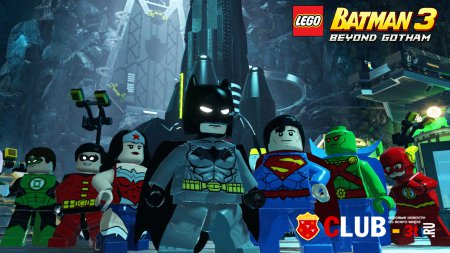 LEGO Batman 3 Beyond Gotham Trainer version 1.0 update 2 + 4
