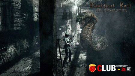 Resident Evil HD Remaster Trainer version 1.0 + 8