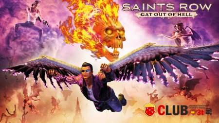 Saints Row Gat Out of Hell Trainer version 1.0 + 20