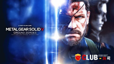 Metal Gear Solid V Ground Zeroes Trainer version 1.003 + 15