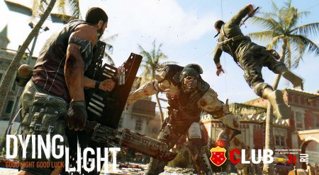 Dying Light Трейнер version 1.0 + 18