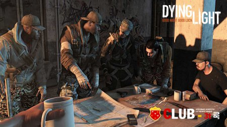Dying Light Трейнер version 1.01 + 25