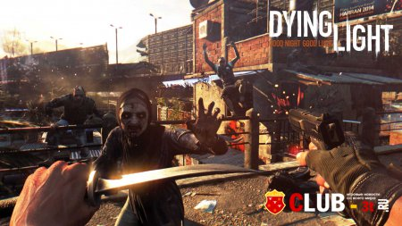 Dying Light Трейнер version 1.2.1 + 26