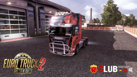 Euro Truck Simulator 2 Trainer version 1.16.2s + 6