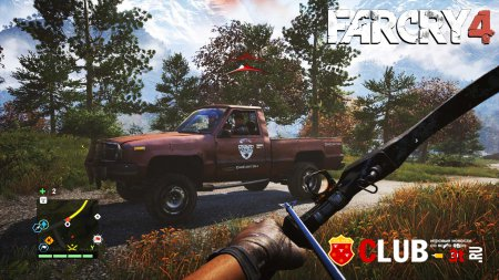 Far Cry 4 Trainer version 1.8.0 + 14