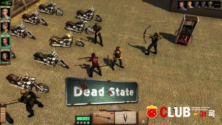 Dead State Trainer version 1.0.0.0195 + 6