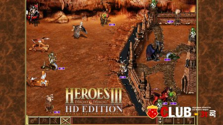 Heroes of Might & Magic III HD Edition Трейнер version 1.0 + 11