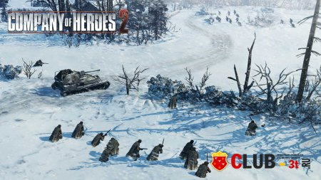 Company of Heroes 2 Trainer version 3.0.0.17132 + 9
