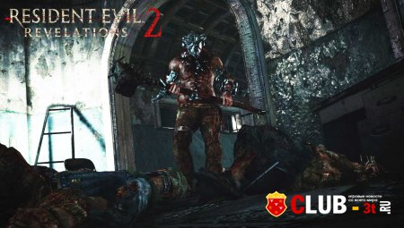 Resident Evil Revelations 2 Trainer version 1.0 + 14
