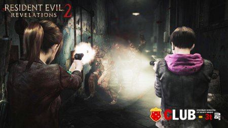 Resident Evil Revelations 2 Trainer version 1.0 + 19