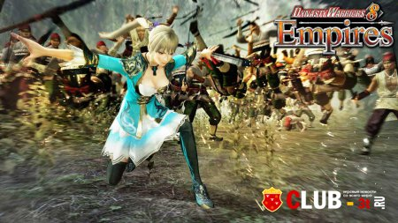 Dynasty Warriors 8 Empires Trainer version 1.0 + 11