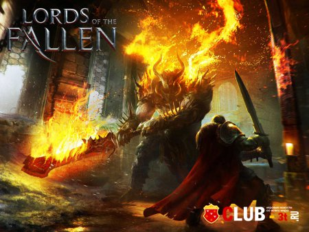 Lords of the Fallen Trainer version 1.5.0 + 17