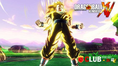 Dragon Ball Xenoverse Трейнер version 1.0 + 9