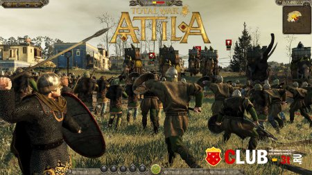 Total War Attila Trainer version 1.1.0.4884 + 17