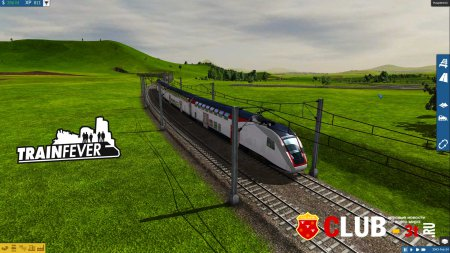 Train Fever Трейнер version build 5399 64bit + 2
