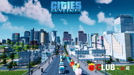 Cities Skylines Trainer version 1.0 + 1