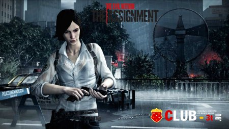 The Evil Within The Assignment Trainer version 1.03 + 32