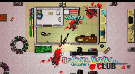 Hotline Miami 2 Wrong Number Trainer version 314 + 2