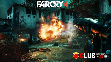 Far Cry 4 Trainer version 1.9.0 + 20