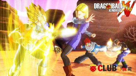 Dragon Ball Xenoverse Trainer version 1.0 update 3 + 14