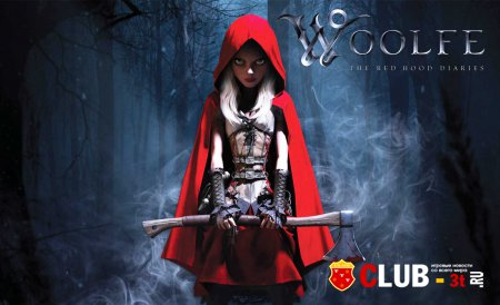 Woolfe The Red Riding Hood Diaries Trainer version 1.0 + 7