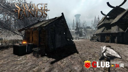 Savage Lands Трейнер version 0.2.8 + 11