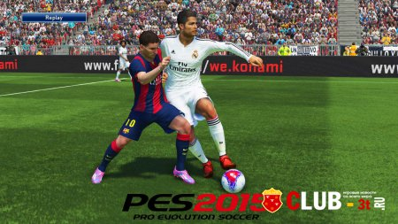 Pro Evolution Soccer 2015 Trainer version 1.02.0 + 7