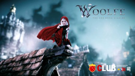 Woolfe The Red Riding Hood Diaries Трейнер version 1.0 + 3