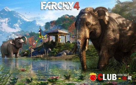Far Cry 4 Trainer version 1.9.0 + 16