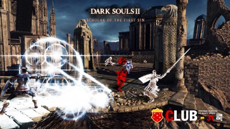 Dark Souls II Scholar of the First Sin Trainer version 1.01 + 21