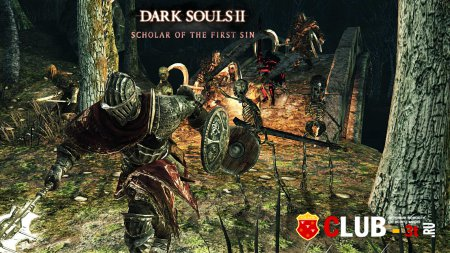Dark Souls II Scholar of the First Sin Trainer version 1.01 + 25